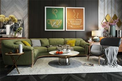 家居色彩搭配的原则与方法,详解不同居室的色彩搭配方案