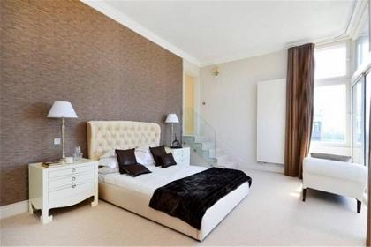 壁纸装修效果图,别样壁纸打造唯美居室环境