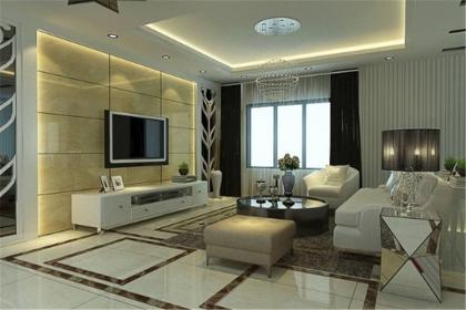 简约风格电视背景墙效果图,电视背景墙如何装修