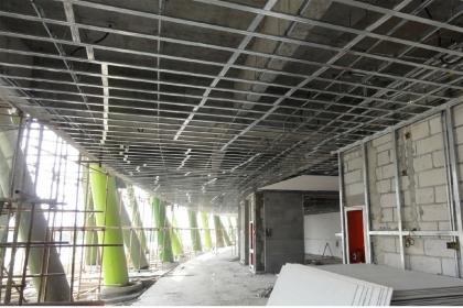 轻钢龙骨吊顶安装步骤有哪些?如何进行施工?