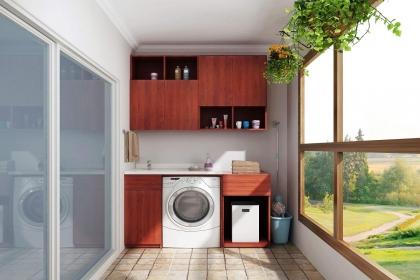 家居洗衣机摆放位置风水禁忌,洗衣机摆放风水常识