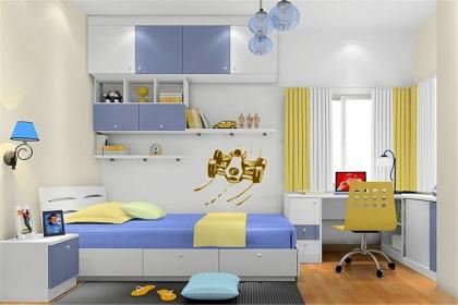 创意儿童房装修效果图,打造专属孩子的欢乐空间