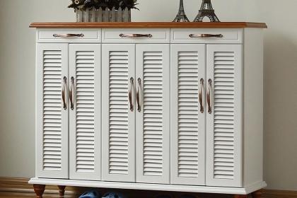 家居鞋柜挑选注意事项说明,教你如何选到合适的鞋柜