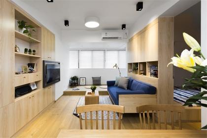 日式风格客厅设计说明,详解日式风格客厅设计