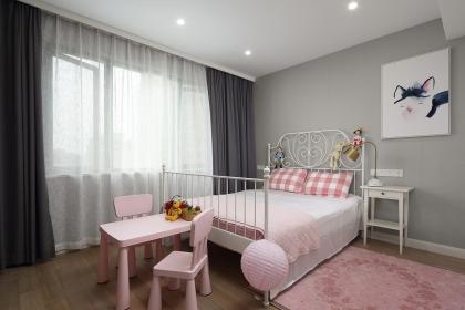 兒童臥室裝修,設計放飛童年