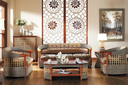 家用沙发什么材质好?客厅沙发材质以及选购方法介绍