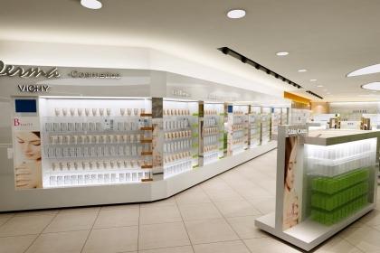 2018化妆品专卖店装修设计技巧介绍,你想要的都在这里