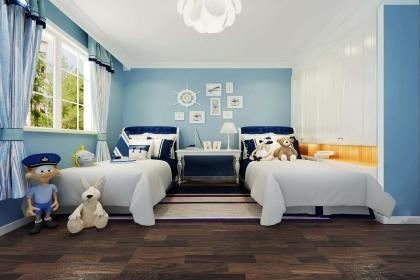 最新创意儿童房装修效果图,给孩子一个特别的童年