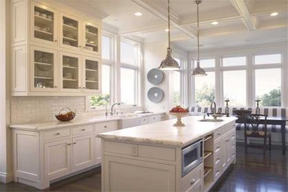 厨房装修的风水知识,厨房瓷砖装修有哪些风水讲究