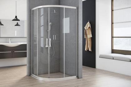 淋浴房什么形状好?淋浴房形状介绍