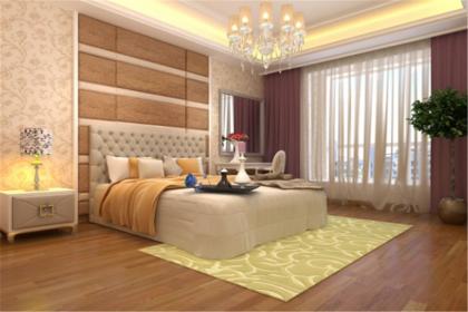 木地板卧室装修效果图,打造舒适的卧室空间