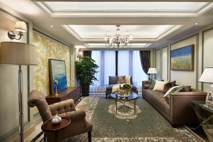 客廳沙發怎么擺放風水好?客廳沙發擺放技巧介紹
