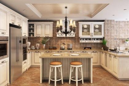 开放式厨房风水布局问题介绍,一定要注意的家居风水知识