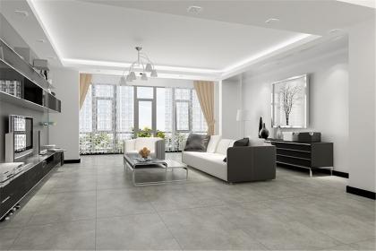 现代简约地板砖效果图,于纷繁的生活中寻一片雅静