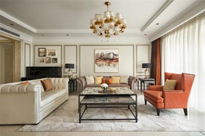 法式风格别墅设计案例,带你领略法式生活艺术