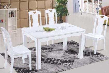 家庭餐桌材质常见有哪几种?餐桌挑选方法介绍