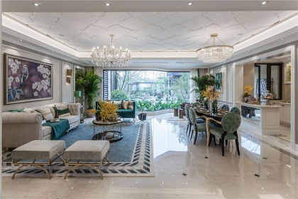 2018欧式别墅样板房,梦想中的奢华