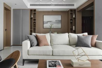 现代风格家居装修,简约居室的搭配布置