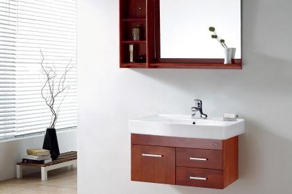 懸掛浴室柜安裝流程,七個安裝步驟缺一不可