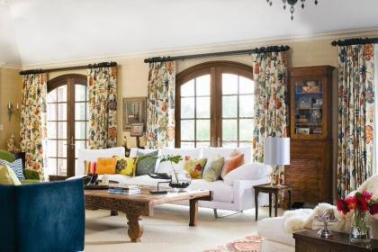 家装窗帘选购方法介绍,教你搭配出时尚美观的窗帘