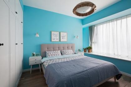 最新北欧风格卧室装修效果图赏析,让你独享简约舒适生活