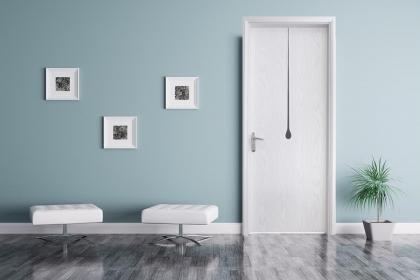 木塑门的优缺点,怎样购买到优质的木塑门