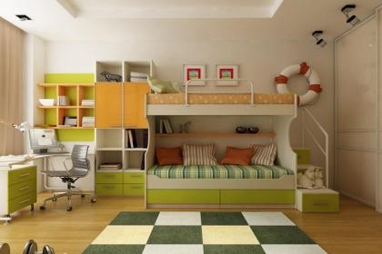 2018年儿童房装修案例,超全技巧助你打造童趣空间