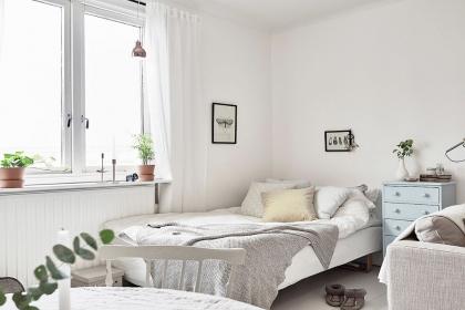 2018年卧室摆放效果图,用创意点亮生活