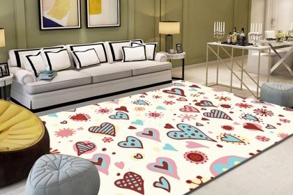 如何挑选客厅装饰地毯?挑选客厅地毯的方法介绍