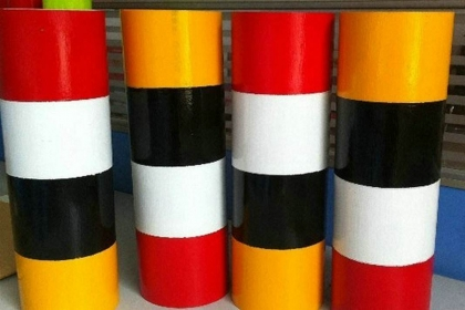 反光漆的使用方法和步驟,反光漆和反光膜的區別