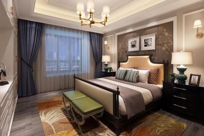 卧室床选购注意问题有哪些?教你实用的选床攻略