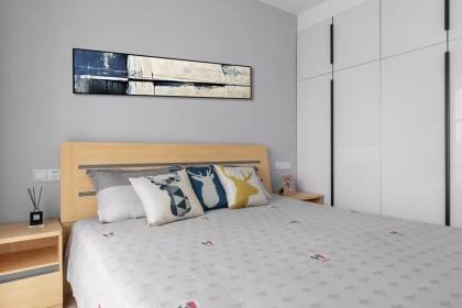 52平米两居室设计,打造精致温馨的小户型家居