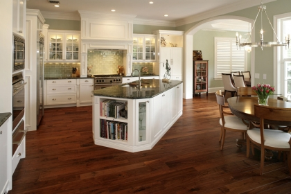 开放式厨房设计注意问题需了解,让你家厨房更宽敞