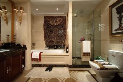 家庭卫生间暗卫装修设计技巧解析,还你一个明亮宽阔的卫生间