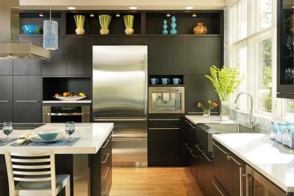 厨房忌讳的颜色有哪些,厨房装修颜色推荐