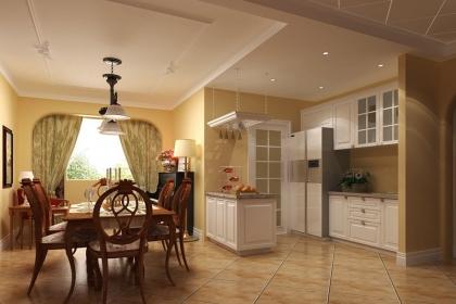 餐厅靠近厨房的风水禁忌介绍,好风水让家庭招财进宝