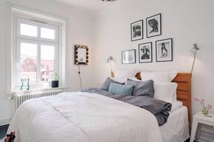 卧室墙面装修案例,墙面装修材料选择技巧