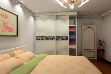 卧室衣柜选购技巧,打造温馨舒适的睡眠环境