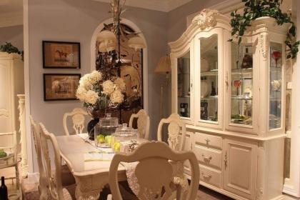 2018年餐厅设计案例,点缀温馨家居之美