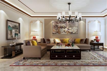 2018客厅沙发背景墙效果图,客厅沙发背景墙装修图片欣赏