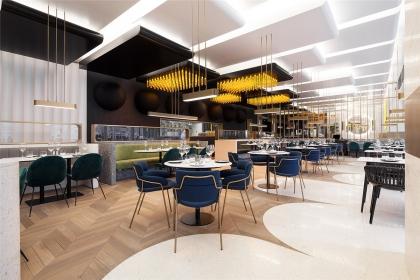 西餐厅有哪些类型?西餐厅装修设计需要注意哪些方面