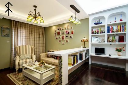 客厅兼书房设计的风水禁忌,好风水有助于学业提升