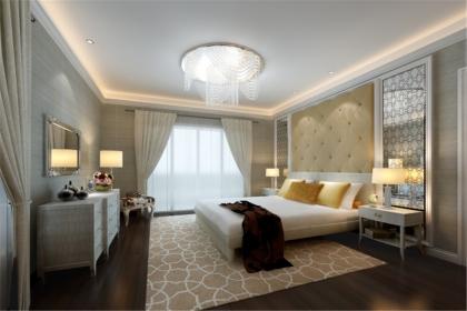2018臥室床頭燈裝修效果圖,這樣的裝修讓人賞心悅目