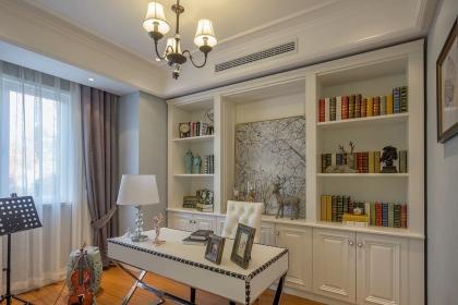 书房装修细节说明,让家庭书房书香飘溢