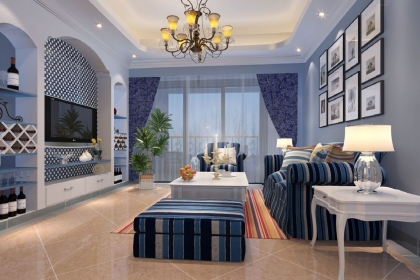 客厅壁纸颜色如何挑???客厅壁纸颜色挑选技巧分享