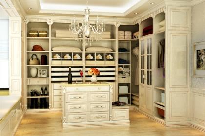 卧室衣帽间设计技巧,衣帽间设计有哪些注意事项