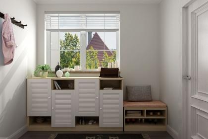 家居鞋柜如何清潔保養?家居鞋柜清潔保養方法介紹