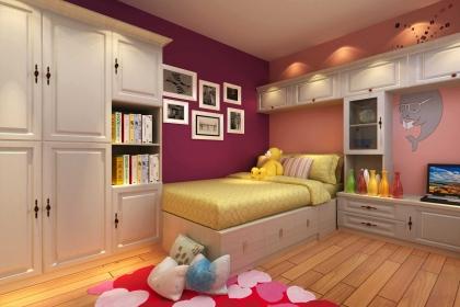 2018小户型儿童房如何装修?小户型儿童房装修注意事项分析