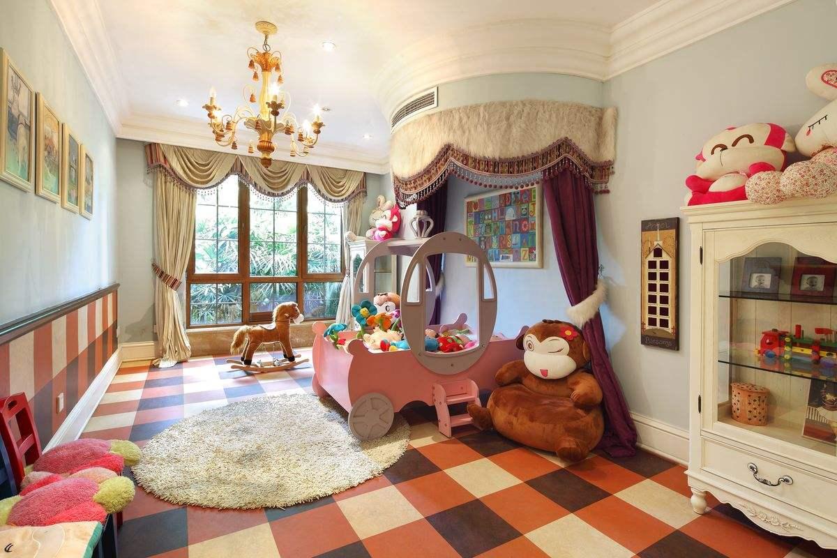 必须知道的儿童房装修布置风水要点,好装修才能拥有好童年