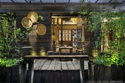 新中式茶楼设计,如何装修设计新中式茶楼